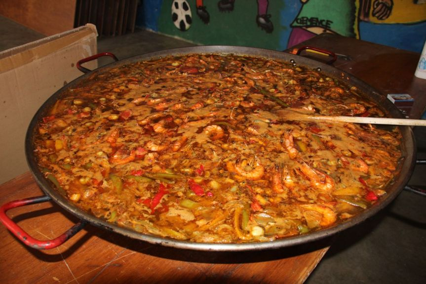 French Style Paella