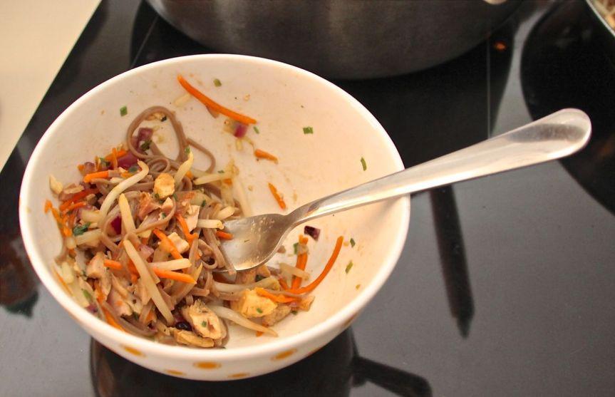 restaurant style chow mein